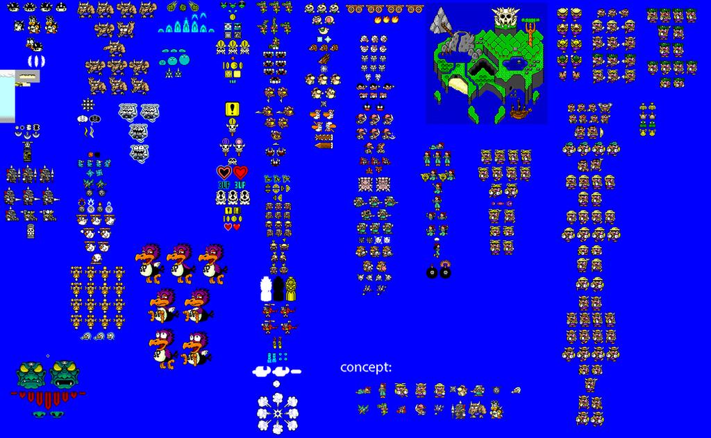 Game Maker  Asteroids Infinite Scrolling Room