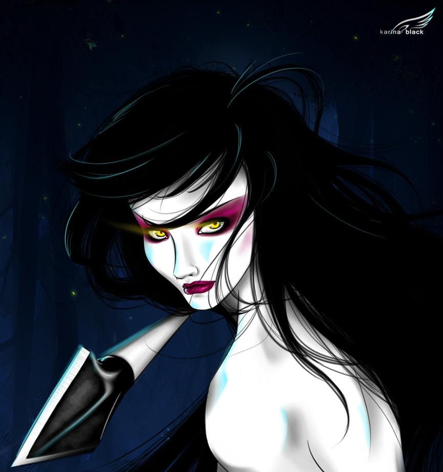 .:. Nightshade .:. by karinablack