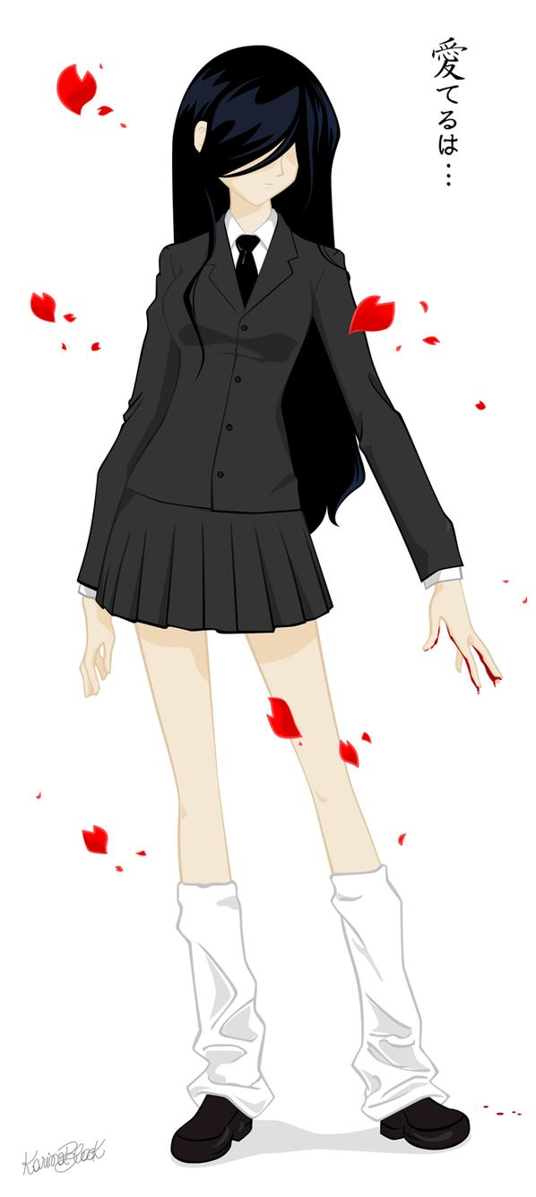 ::Love hurts:: by karinablack