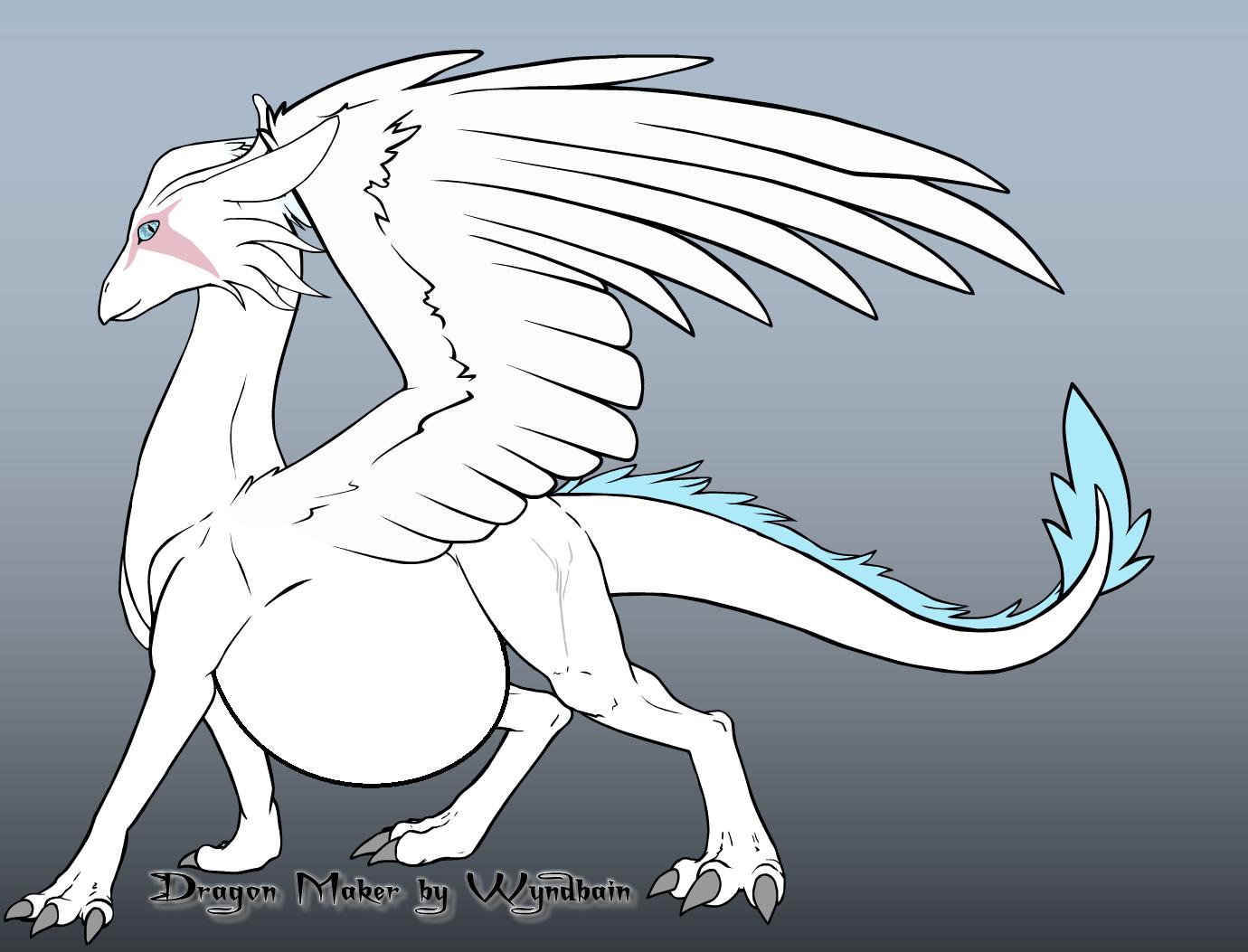 Pregnant Dragon by Dragonus-Prime