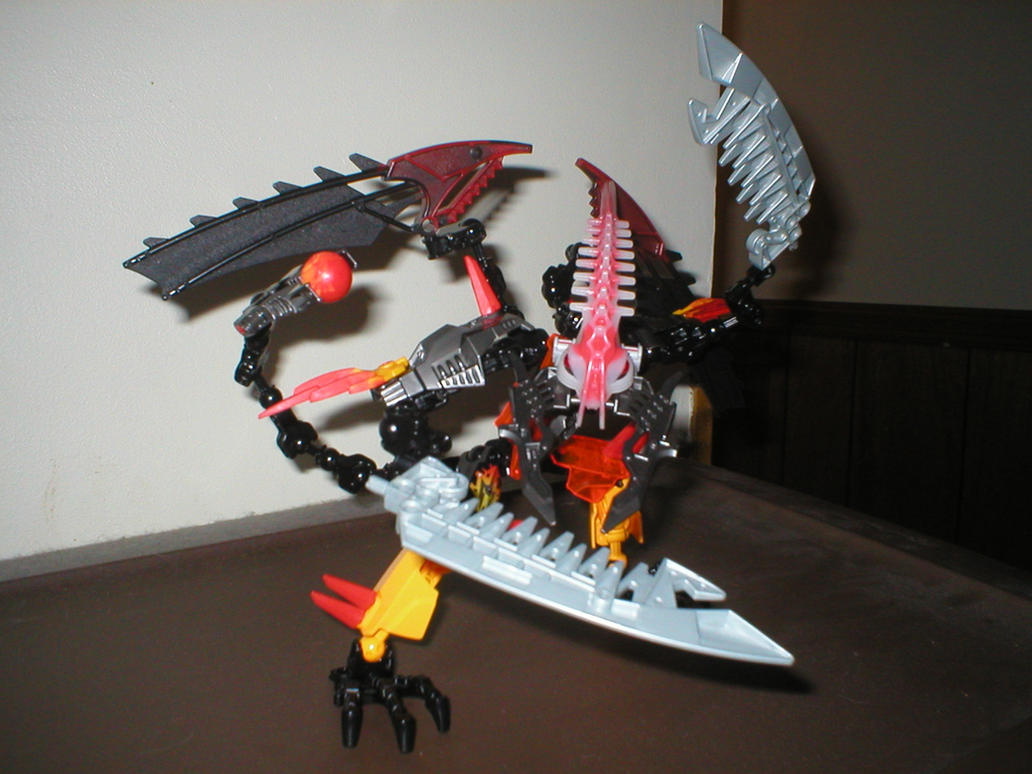 Shadow Striker by Dragonus-Prime