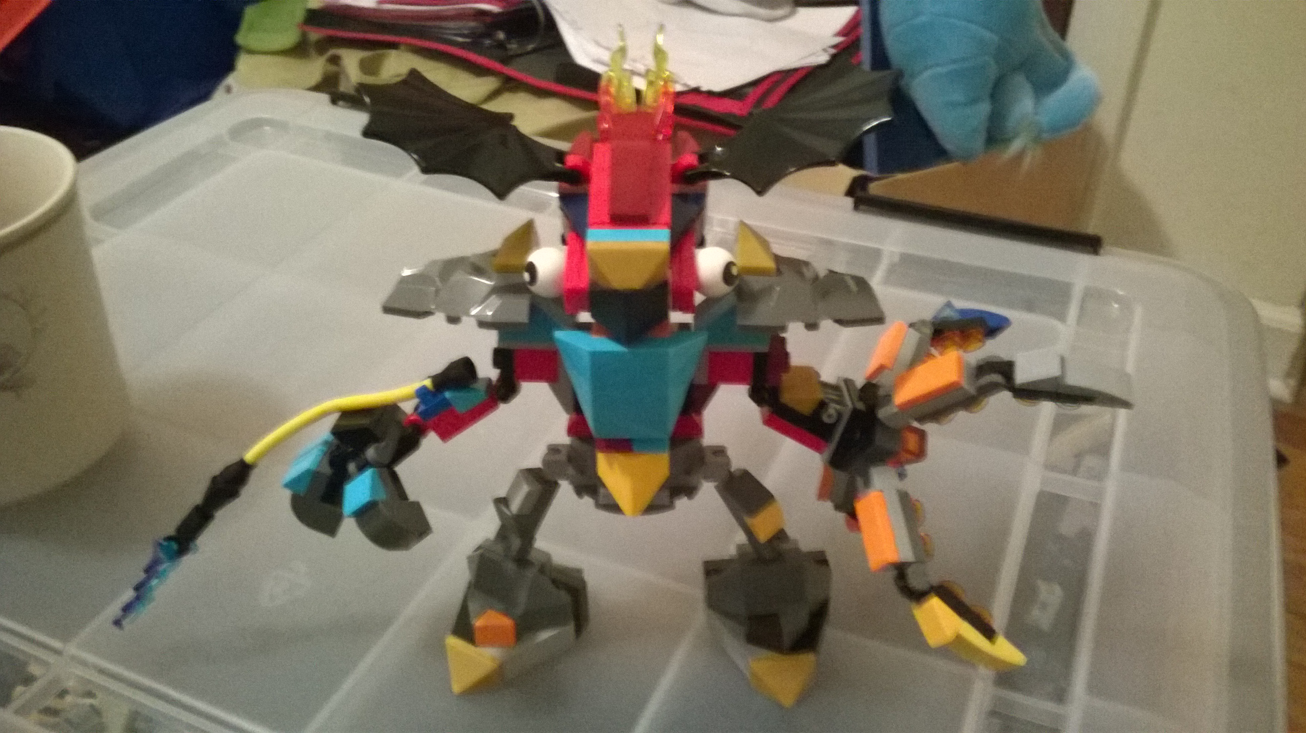 Mixels MOC: The Omni-Mix By Beowulf-Prime On DeviantART