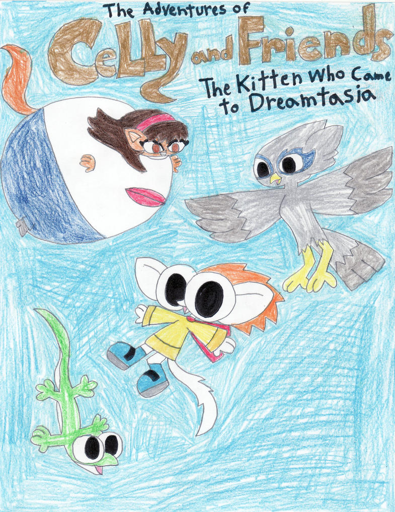 TAoCaF - TKWCTD title comic cover by Dragonus-Prime