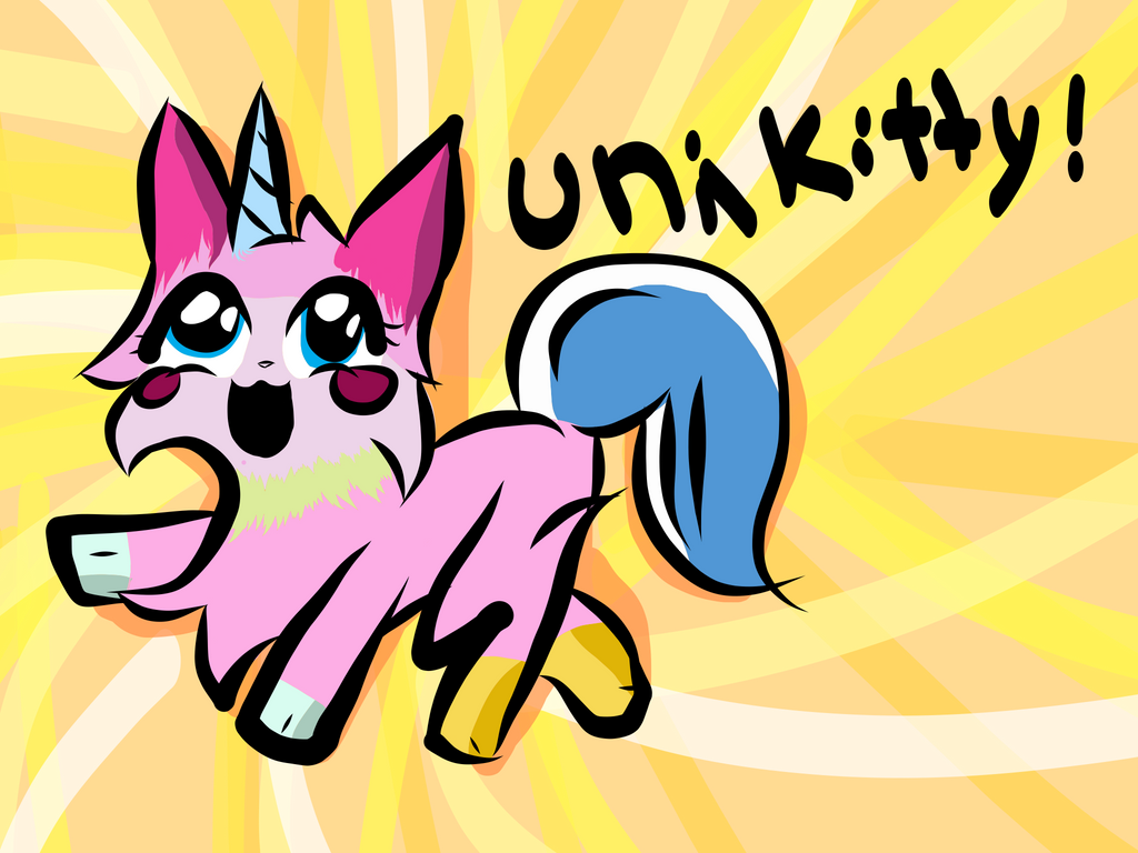 UNIKITTY !!!!!!!!!!!! 0w0 by CatEyes-To-CatTails
