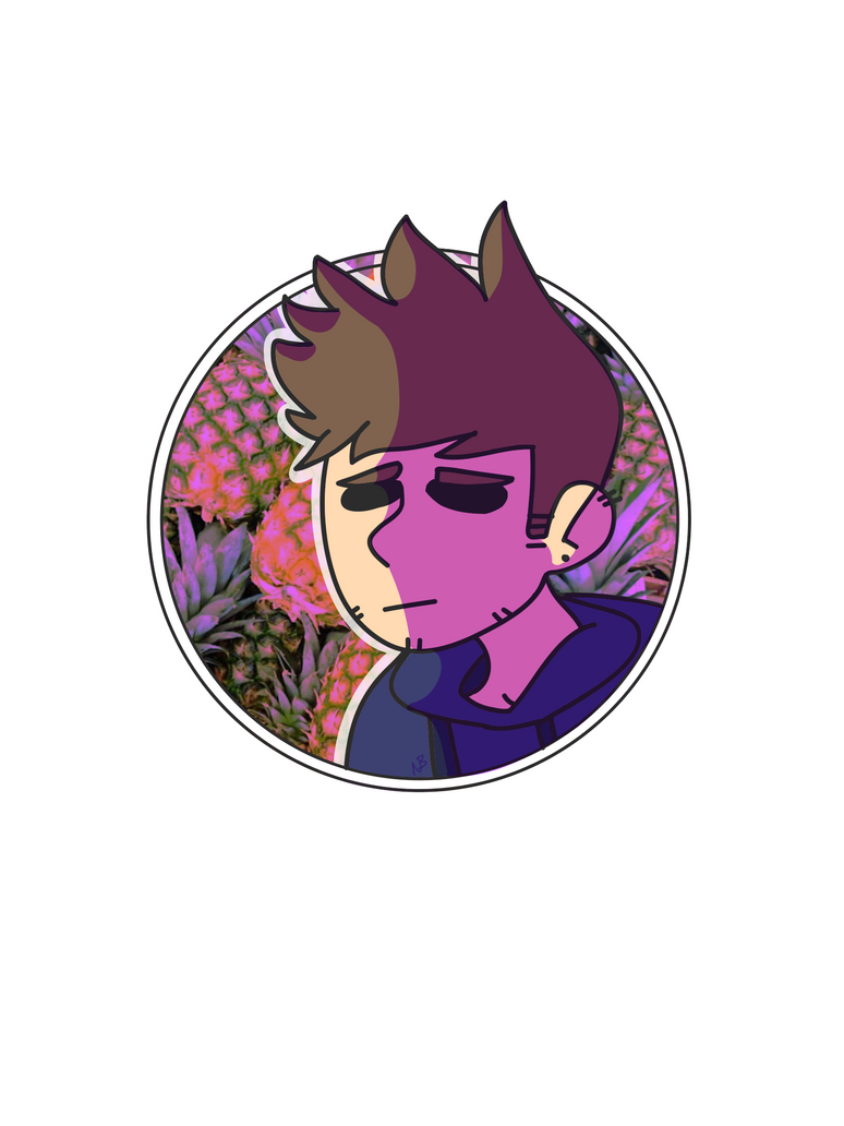Eddsworld sticker design? by CatEyes-To-CatTails
