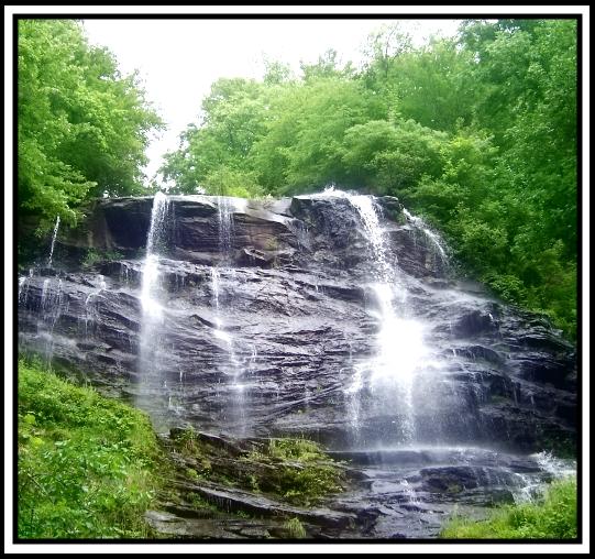 Amicola Falls by cyla