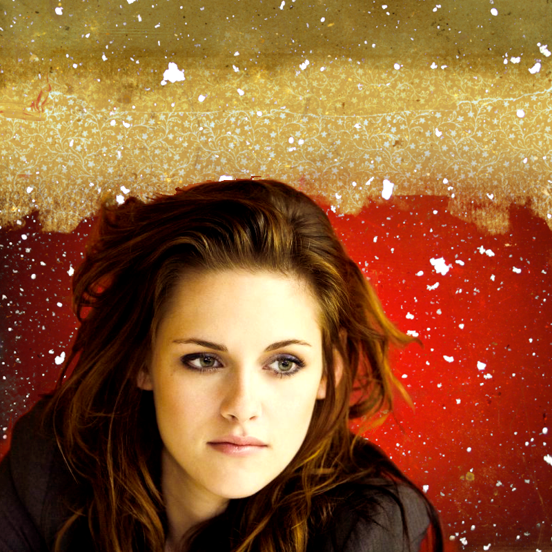 Kristen Stewart Christmas