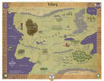 Fillory Map