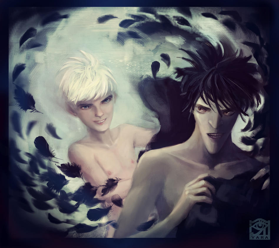 BlackSnow by YaraRaa