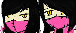 Mileena doodles