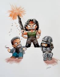 Rambo Comingo!