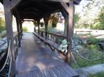 Covered Bridge, and Yoda by GraceJediHeart