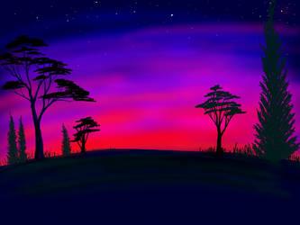 Dying Light by GraceJediHeart