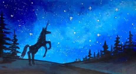 Milky Way by GraceJediHeart