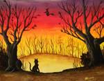 Samhain by GraceJediHeart