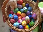 Easter Eggs by GraceJediHeart