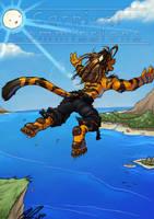 COM- Sepha, Leap of Spirit by carnival