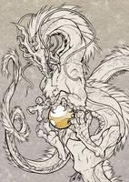 Dragons Treasure by carnival