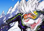 COM- Ski Weekend Banner art