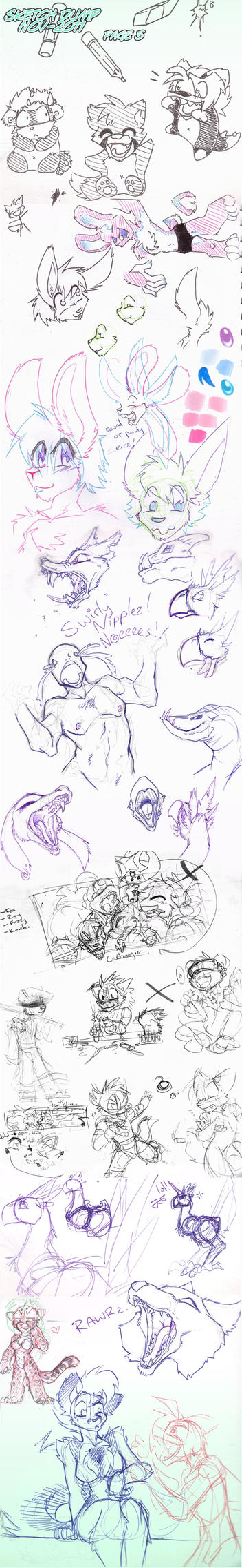 NOV-2011 Sketch.D-Page5 by carnival