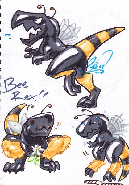 B-REX!!! .......GET IT?? X'D by carnival