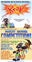 RivFur Mascot Naming Competition! by carnival