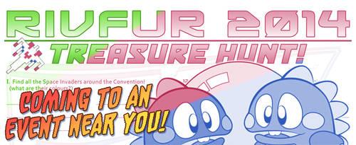 RivFur 2014: Hunt Teaser! by carnival