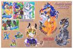 COM: FurDU 2015 Badge Orders!