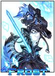 COM: Frost Deluxe Badge