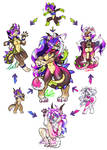 HEXAFUSION: Anthro Candy Mixed Bag!