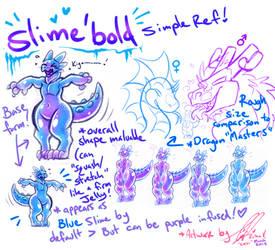 COM: Slime'Bold Scrap-Ref by carnival