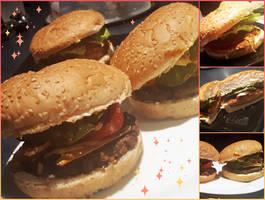 'Ekki' Burgers [Omnivorous Optional]