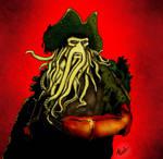 Davy Jones by Fikus by dartbaston