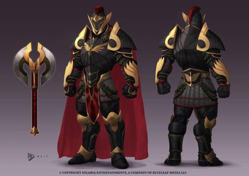 Phoenix Armor concept