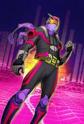 Synth Rider by dartbaston