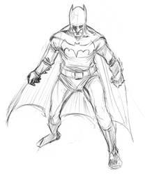 Batman by vxss57