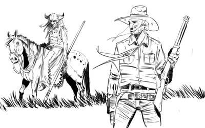 Cowboy6 by vxss57