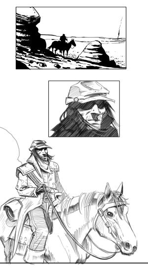 Webcomic by vxss57
