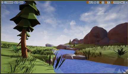 Lowpoly Map by vxss57