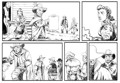 Sequential pencils