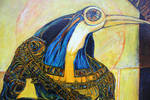 Thoth 2K - close-up 1 by RobLock