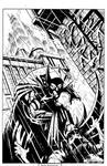 batman inks by adampedrone8