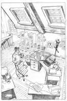Matt's Loft by adampedrone8