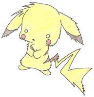 Pikachu by shmozie15