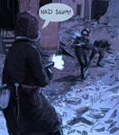 Stalingrad street fight
