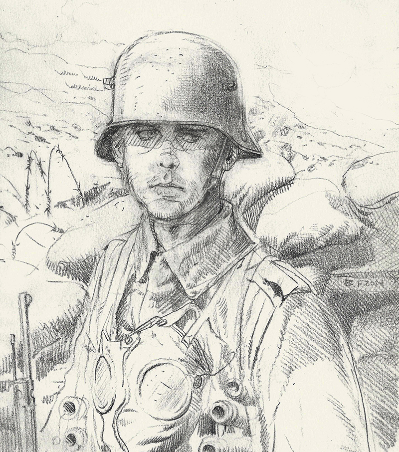 Late War German Soldier 1918 By JesusFood On DeviantArt