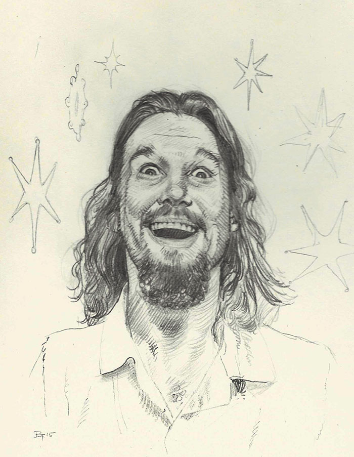 the dude by JesusFood