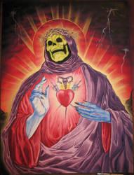 Skeletor Saves by Gnargleboy