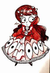 Doll's Eyes Plottie MYO by MacabreBurtonAdopts