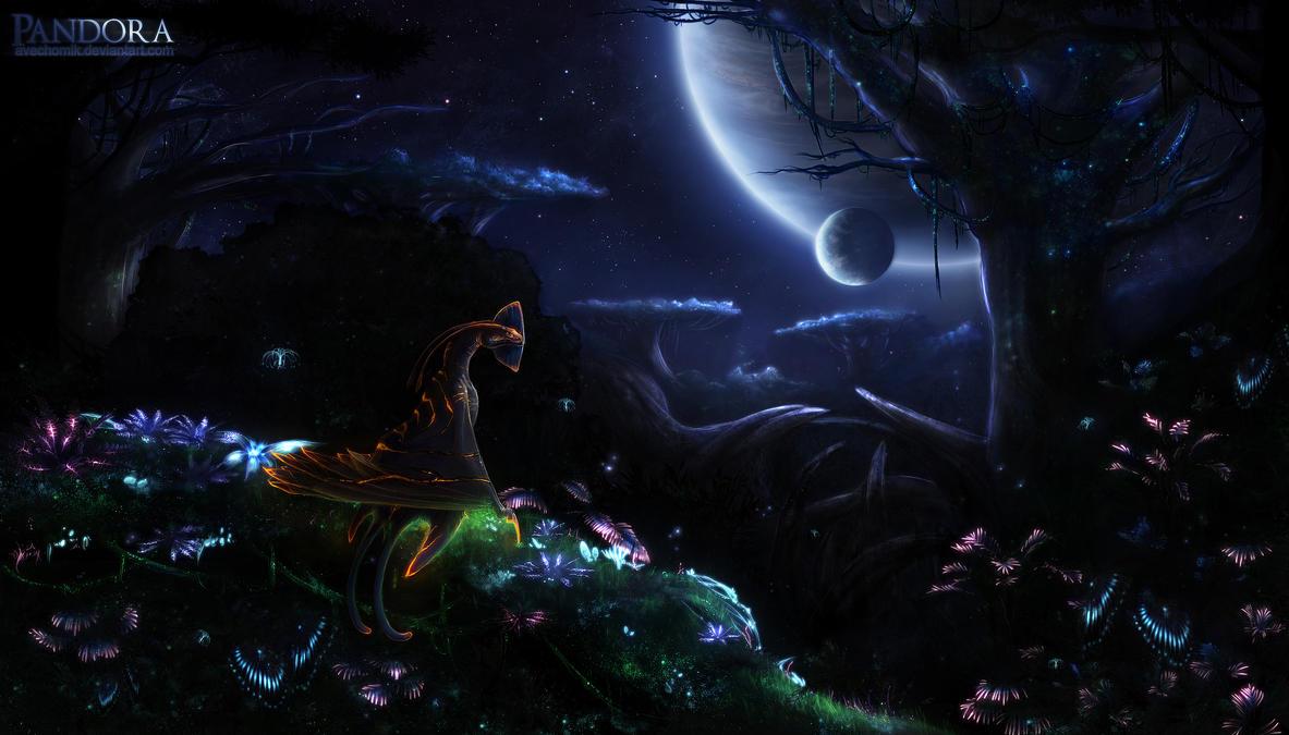 Pandora by AverrisVis
